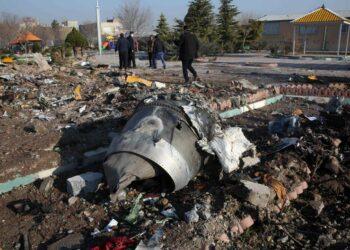 El gobierno iraní admite la responsabilidad en el derribo del vuelo de Ukranian Airlines