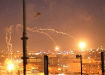 Irak. Tres misiles impactaron en la Embajada de Estados Unidos en Bagdad