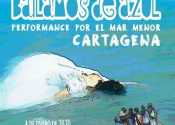 Concentración en Cartagena por el cese de vertidos al mar Menor: 4 de enero