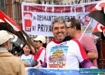 La lucha por el tren rural andaluz vuelve el 17 de enero a Pedrera