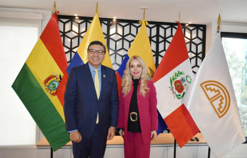 Viceministra del gobierno de facto de Bolivia es abucheada en cumbre latinoamericana de mujeres