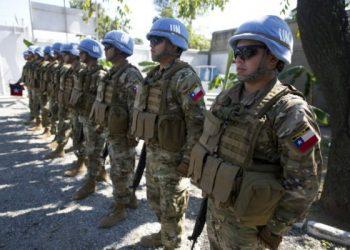 """Haití. 21 bebés producto de violaciones: Ese sería el saldo que dejaron los """"cascos azules"""" chilenos como «fuerza de paz»"""