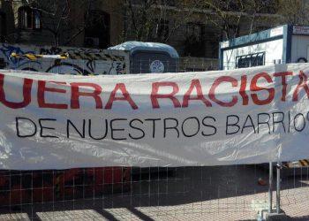 Colectivos vecinales piden la suspensión de un desfile neonazi en Ciudad Lineal, desde Ascao hasta el cementerio de La Almudena