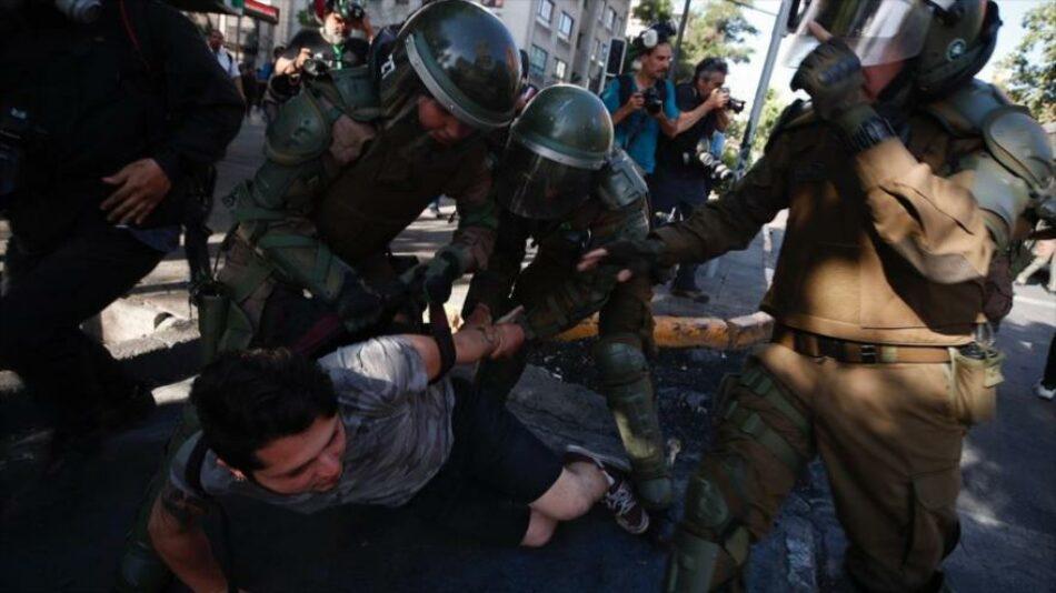 Organizaciones defensoras de derechos humanos condenan duramente la represión en Chile