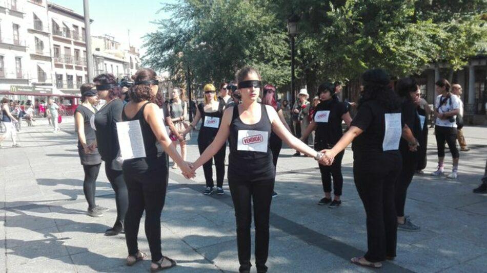 La Plataforma 8M de Toledo quiere que esta ciudad se sume a la Red de Ciudades Libres de Trata y Prostitución
