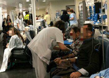 Ya hay epidemia de Gripe y las Urgencias siguen sin reforzarse