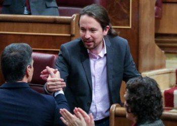 Pedro Sánchez investido presidente: comienza un histórico Gobierno de coalición PSOE-Unidas Podemos