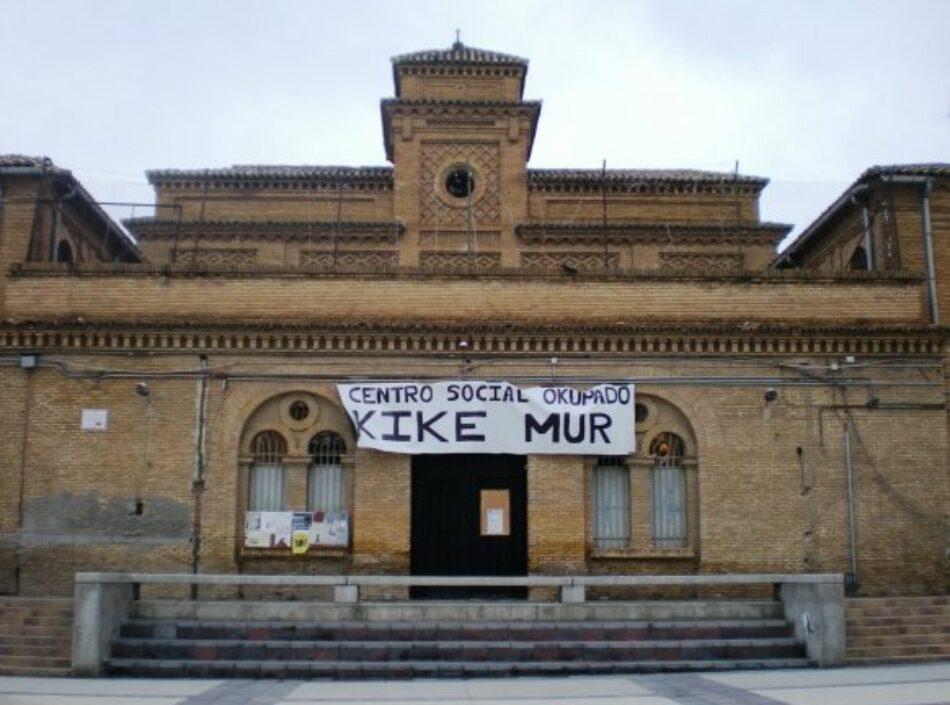 «En defensa del CSO Kike Mur»