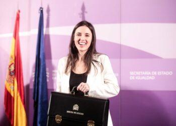 La abogada y dirigente del PCA, Amanda Meyer, será la jefa de Gabinete de Irene Montero