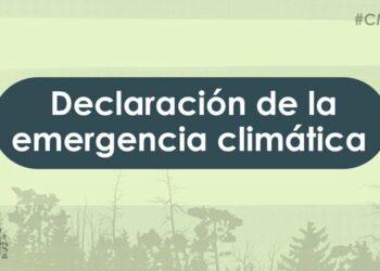 «La emergencia climática debe ir acompañada de una reducción de emisiones más ambiciosa»