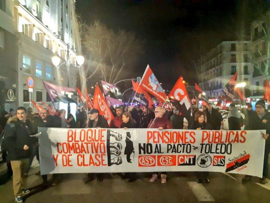 """CNT llama a """"mantener y extender"""" la lucha por la dignidad tras la huelga general"""