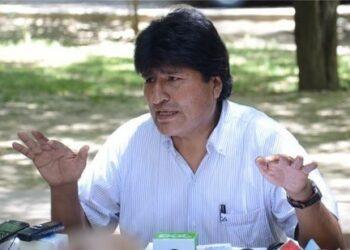 Bolivia. Morales otorga poder para ser inscrito como candidato a diputado o senador por el MAS