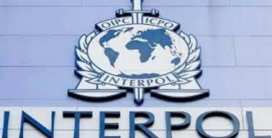 Interpol notificó a gobierno golpista el rechazo a la solicitud de persecución contra Evo Morales
