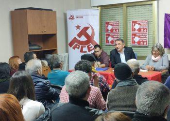 """Sindicalistas, movimientos sociales, trabajadores/as y estudiantes se dan cita para """"Reconstruir El Bierzo"""""""