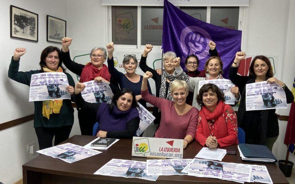 IU Sanlúcar pide al gobierno hacer frente común contra la implantación del Pin Parental en Andalucía