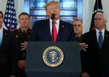 Irán. Las mentiras de Trump