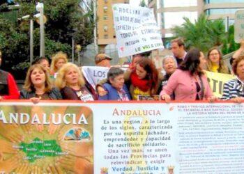 Las asociaciones de Bebés Robados convocan una concentración frente a la Fiscalía General del Estado