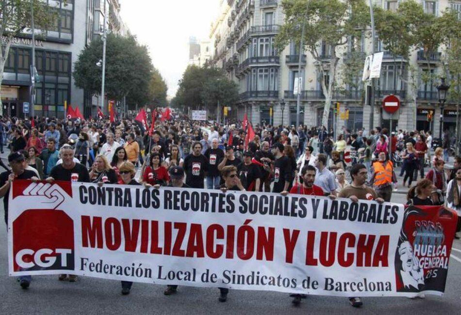CGT de Catalunya: «No se están derogando las reformas laborales. Se están consolidando»