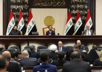 El Parlamento de Irak aprueba poner fin a la presencia de la coalición liderada por Estados Unidos en el país