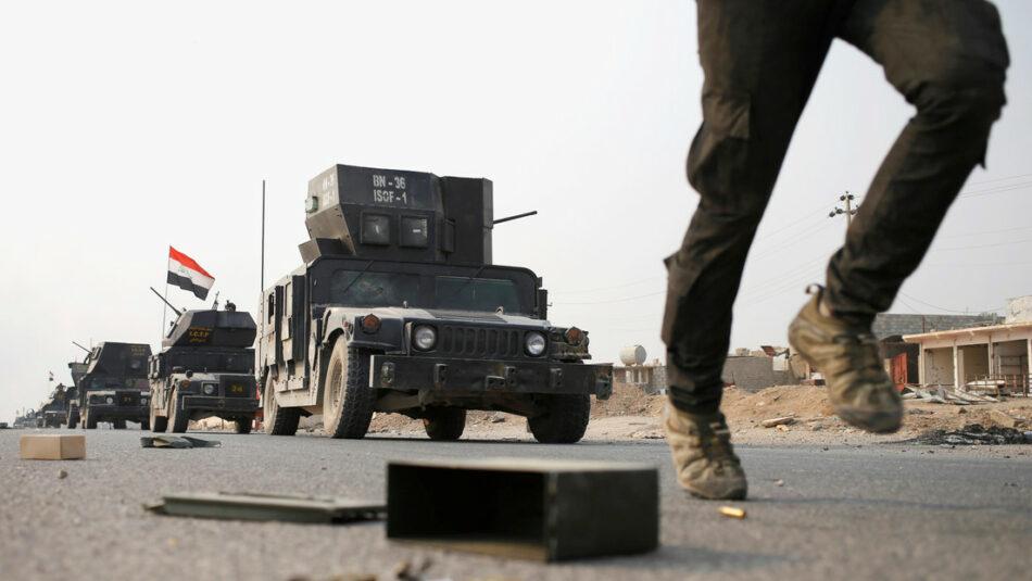 Irak anuncia el inicio de medidas destinadas a cumplir el mandato de retirada de tropas extranjeras