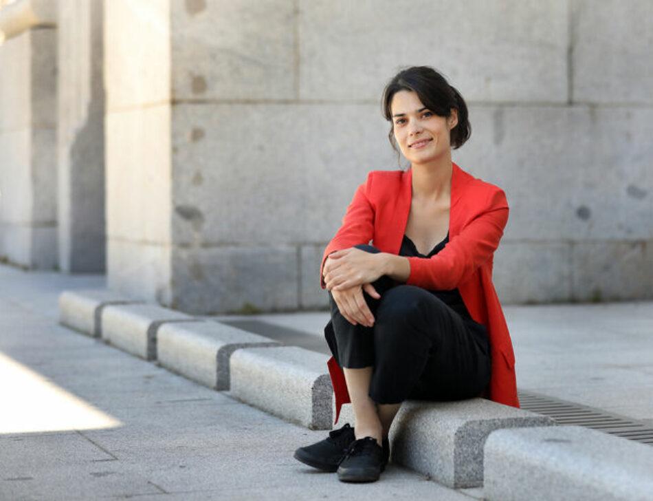 Isa Serra se entera de la fecha de su juicio a través de los medios: «Ni increpé, ni insulté, ni lesioné a nadie en ese desahucio»