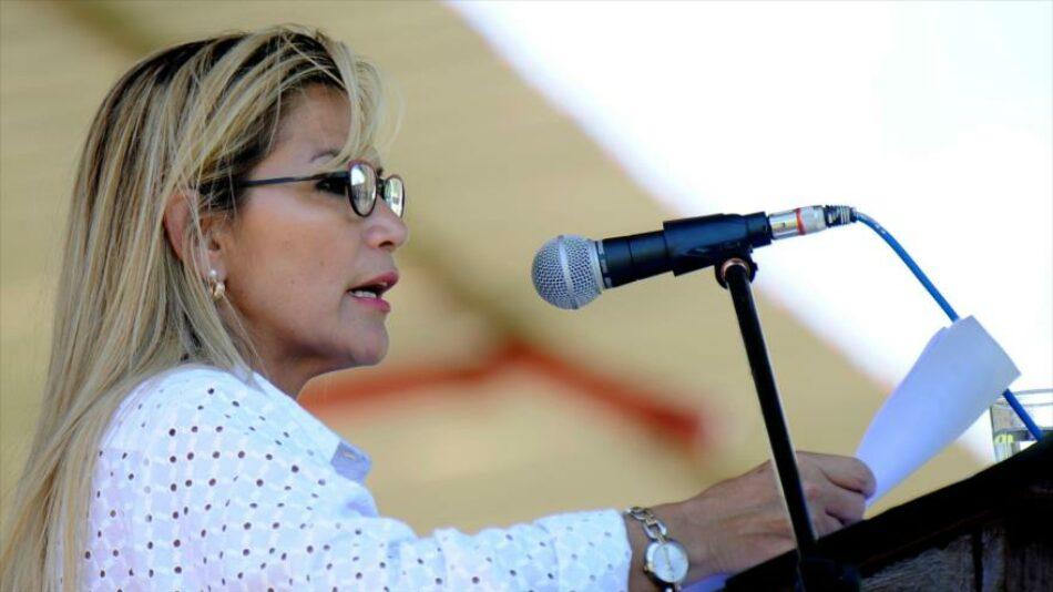 El Tribunal Constitucional de Bolivia aprueba ampliar el mandato de la presidenta de facto Jeanine Añez
