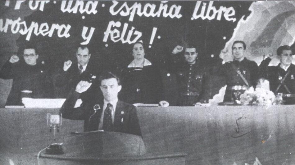 Discurso pronunciado en el Teatro de la Zarzuela de Madrid el 15 de febrero de 1936 por José Díaz, Secretario General del PCE