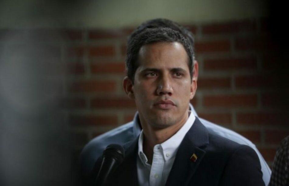 Juan Guaidó cruzó a Colombia en busca de respaldo