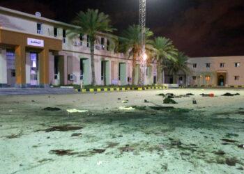 Un ataque a una academia militar en Libia deja 42 muertos
