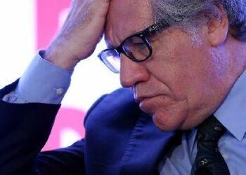 Luis Almagro ¿a un paso de perder su cargo en la OEA?