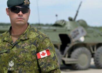 Canadá retira parte de sus tropas de Iraq