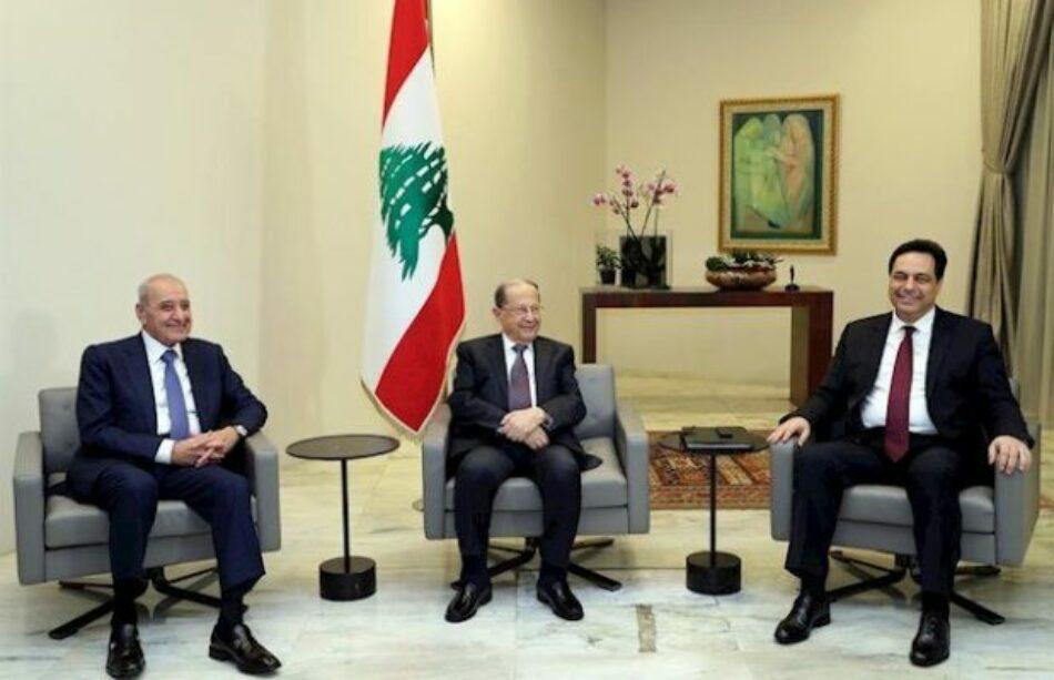 El Líbano cuenta finalmente con un nuevo gobierno