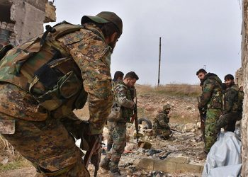 Ejército sirio libera las ciudades de Jan Tuman, en Alepo, y de Maarat al Numan, en Idleb