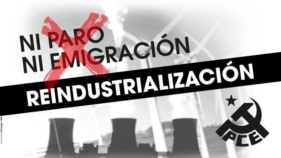 Central Térmica de Andorra: «Ni paro ni emigración, ¡reindustrialización!»