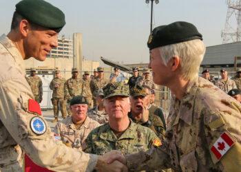 La OTAN suspende las misiones de entrenamiento en Irak tras el asesinato del general iraní Soleimani por Estados Unidos