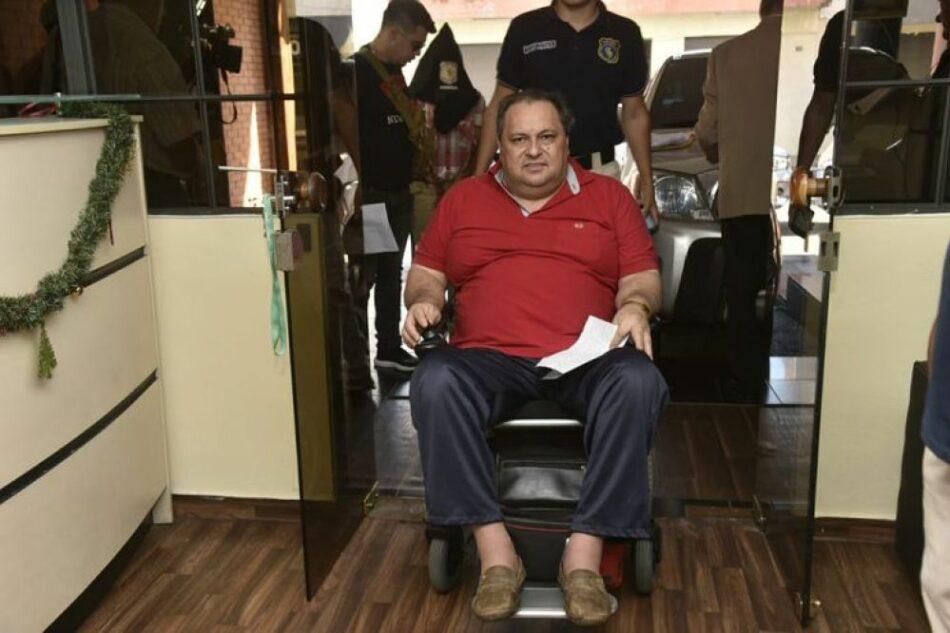 El Ministerio Público de Paraguay destapa una red de corrupción política y policial