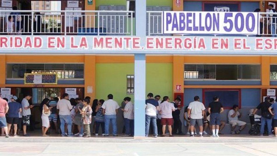 Elecciones parlamentarias en Perú marcan la caída del fujimorismo