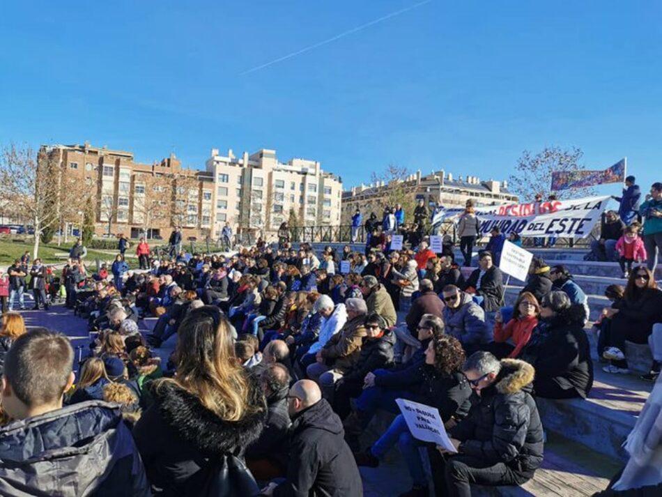 Las asociaciones vecinales de Alcalá de Henares califican de injusto que Vallecas deba acoger los residuos de su vertedero