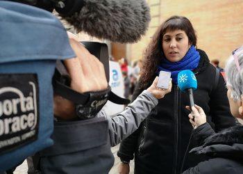 Adelante espera que no haya condenas para los 17 activistas por el Derecho a la Vivienda que interrumpieron el Pleno Municipal