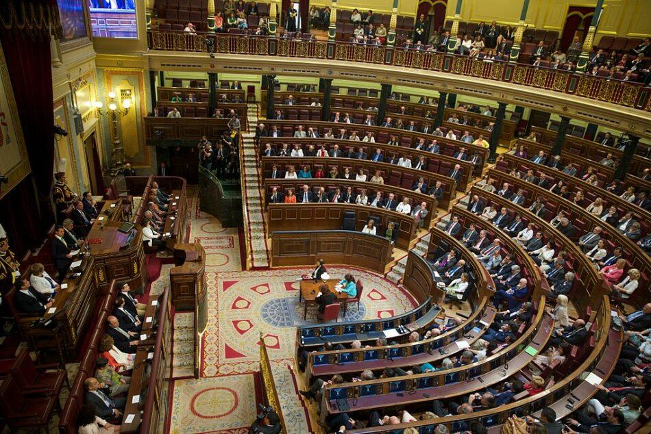 El Congreso convalida el Real Decreto ley que permite prorrogar los ERTE hasta el 28 de febrero