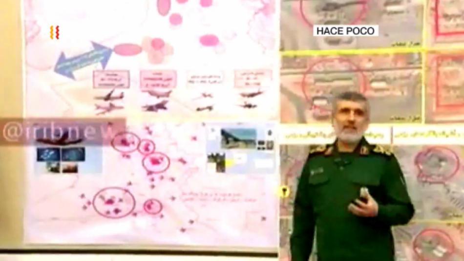 General: Si EEUU respondiera a ataques iraníes sufriría 5000 bajas
