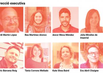 Barcelona En Comú renova els òrgans de direcció