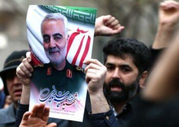 El pueblo irani se vuelca a las calles para recibir los restos del luchador mártir Soleimani