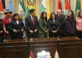 El Tribunal Electoral de Bolivia aprueba la convocatoria a elecciones generales