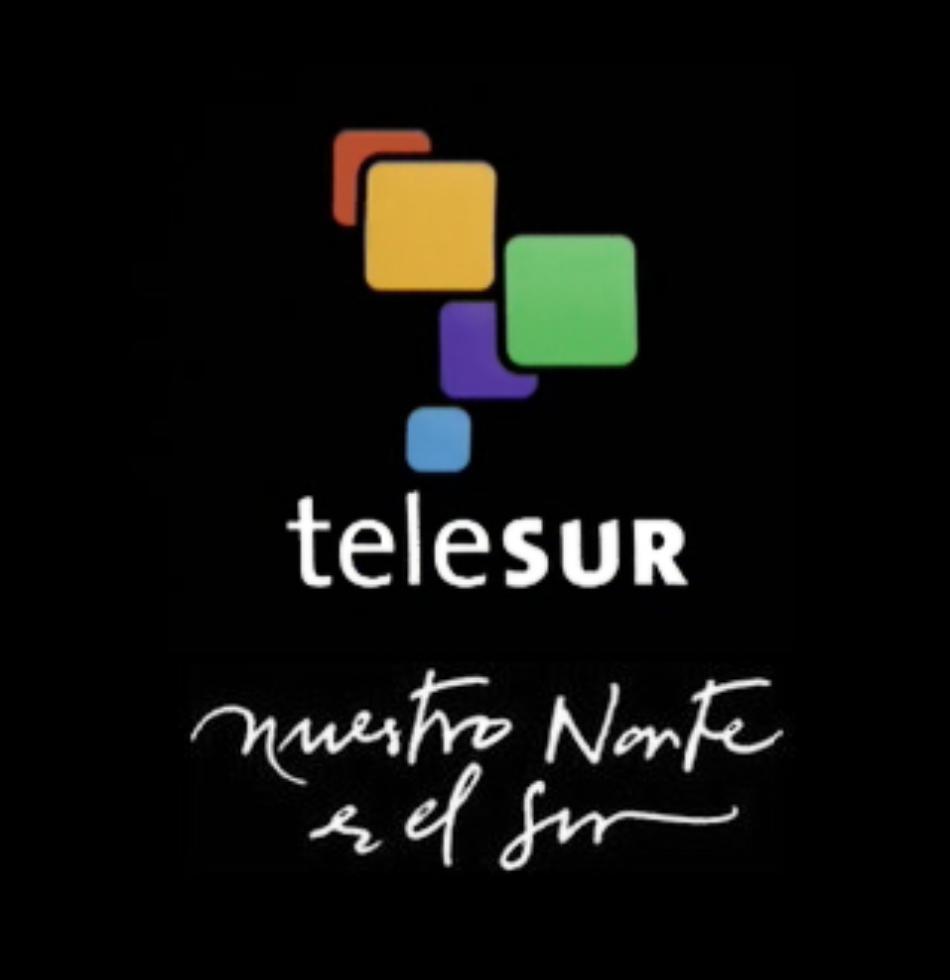 TeleSur en la mira de los golpistas. Je suis TeleSur