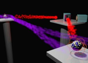 Físicos logran por primera vez realizar una transportación cuántica entre dos chips de un ordenador