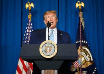 Trump: «Si Teherán ataca a ciudadanos de EE.UU., Washington golpeará muy rápido y muy fuerte 52 sitios importantes para Irán»