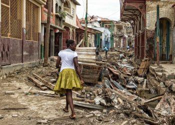Un 35% de la poblacion de Haití, en emergencia humanitaria diez años después del terremoto que mató a más de 200 mil personas