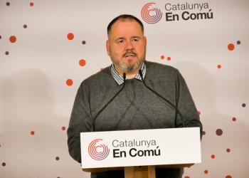 Mena: «Quim Torra està incapacitat per governar Catalunya i serà la ciutadania i no cap braç judicial de la dreta qui l'inhabiliti com a President»