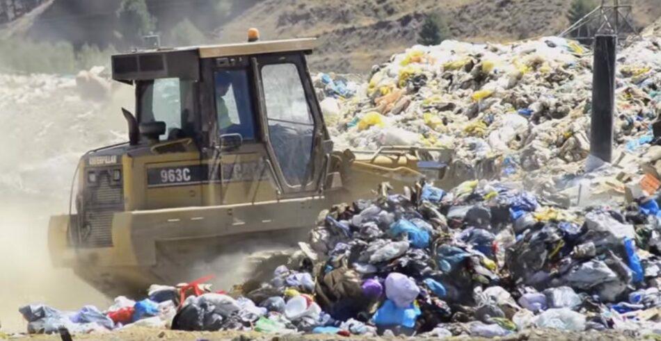 La gestión de los residuos en la Comunidad de Madrid: ineficaz, anacrónica y alejada de la legislación